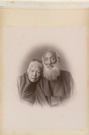 Adolfo_Farsari_-_An_Old_Couple