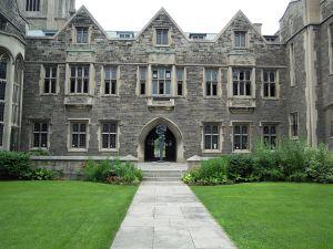 Hart House quad, University of Toronto