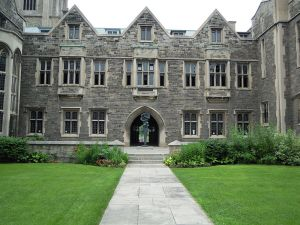 Hart House quad, University of Toronto