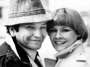 judi-dench-actress-and-husband-michael-williams