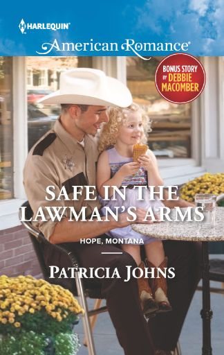 Safe in the Lawman's Arms Cover
