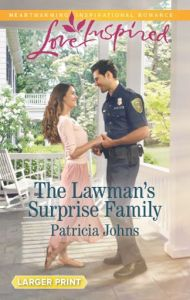 Lawman's Surprise Family cover