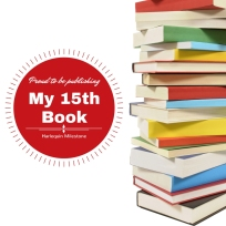 15th book badge from Harlequin