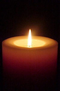 Candle_light,_pillar_candle