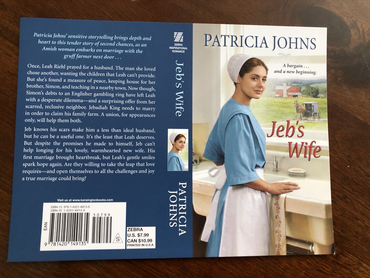Jeb's Wife full cover
