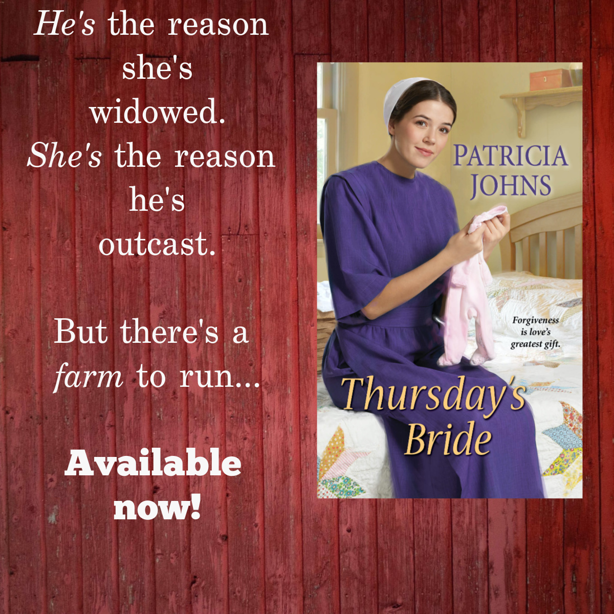 Thursday's Bride 3